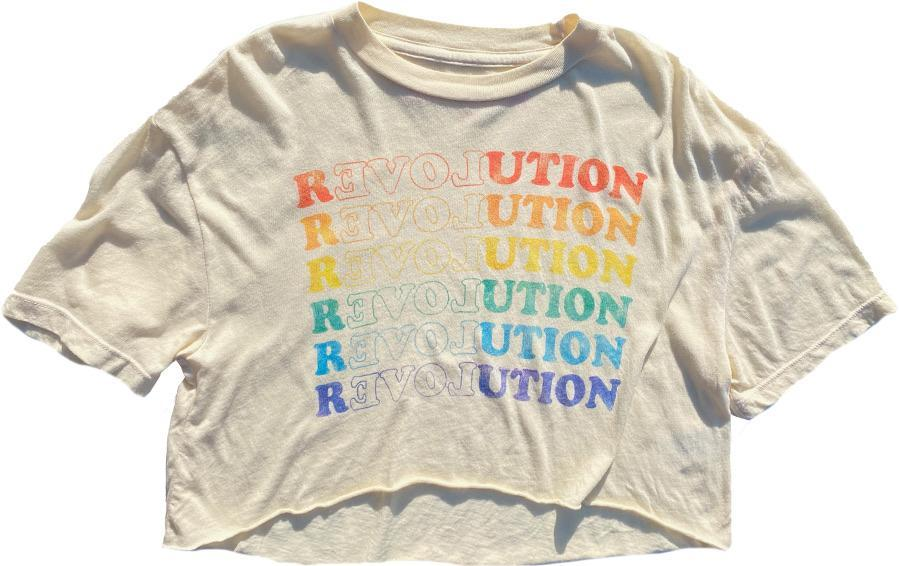 Revolution Slouch Tee