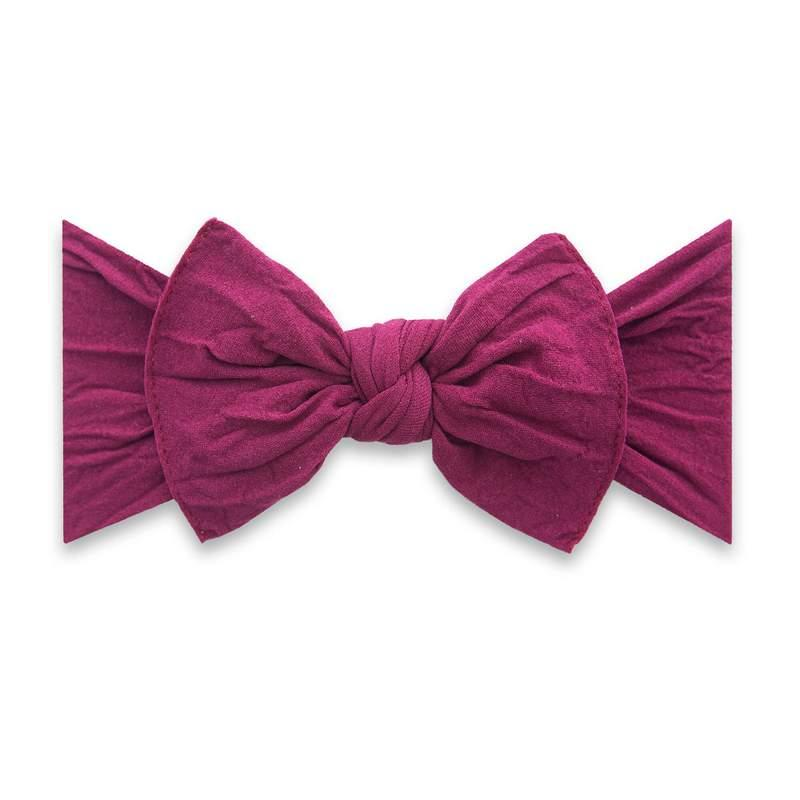 Rouge Knot Bow