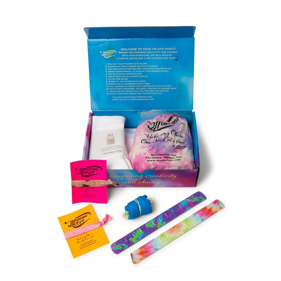 Royal Rainbow Tie Dye Kit