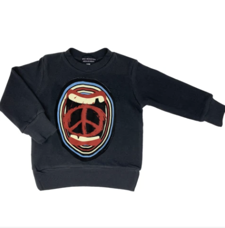 Screaming for Peace Sweatshirt