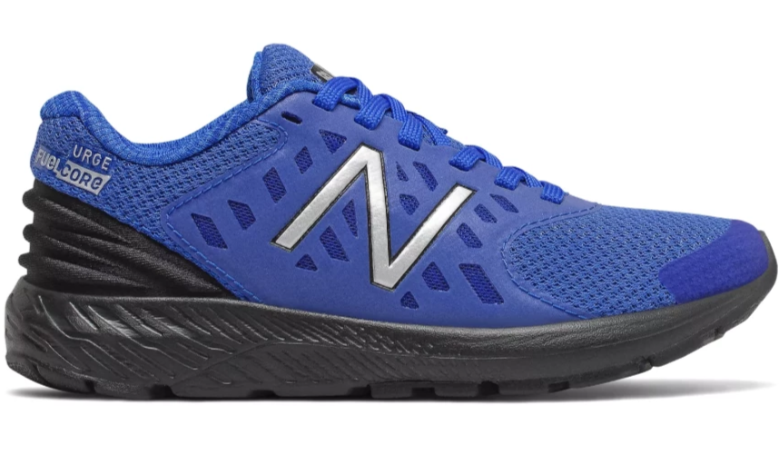Vivid Cobalt/Black Shoes