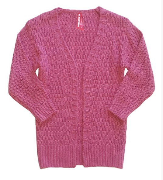 Toddler Chunky Knit Cardigan