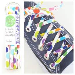 Spots & Dots Shoe Laces