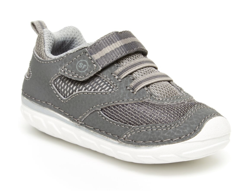 Stride Rite: Grey Adrian