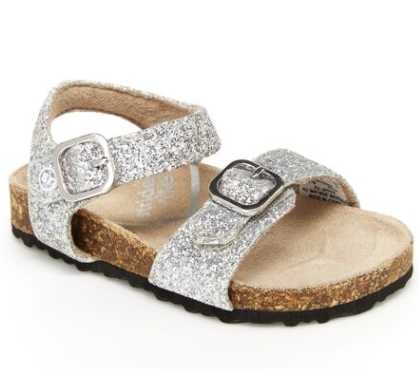 Stride Rite: Sparkle Zuly Sandals