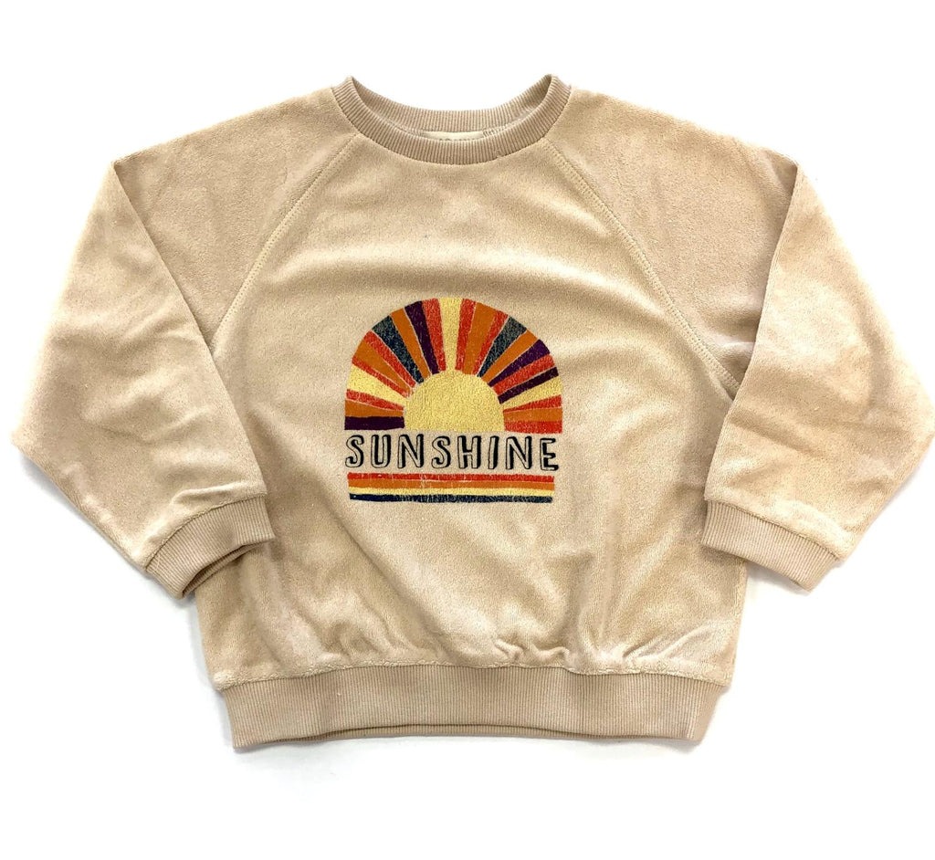 Sun Terry Sweatshirt