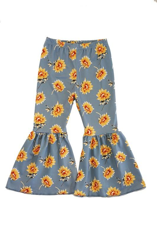 Sunflower Bell Bottoms