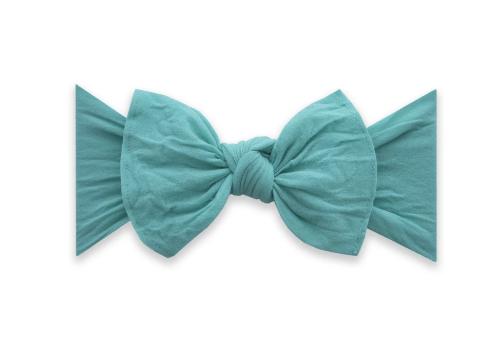 Turquoise Knot Bow