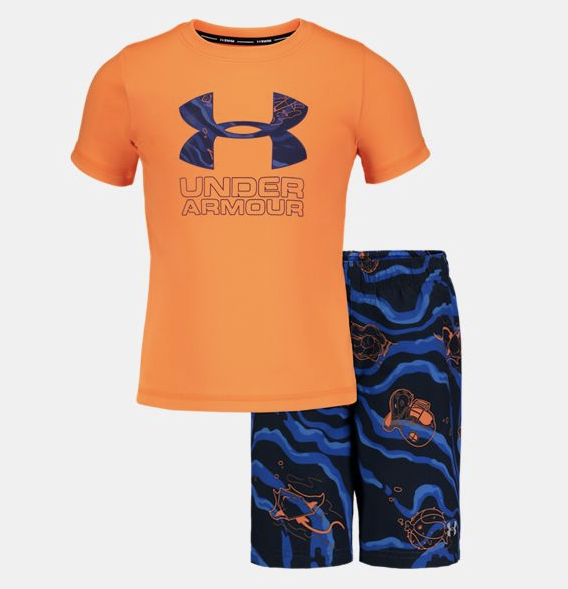 Under Armour: Sport Fish Volley Set