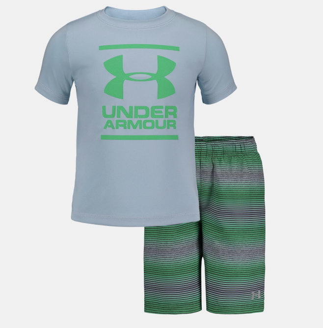 Under Armour: Wave Up Volley Set