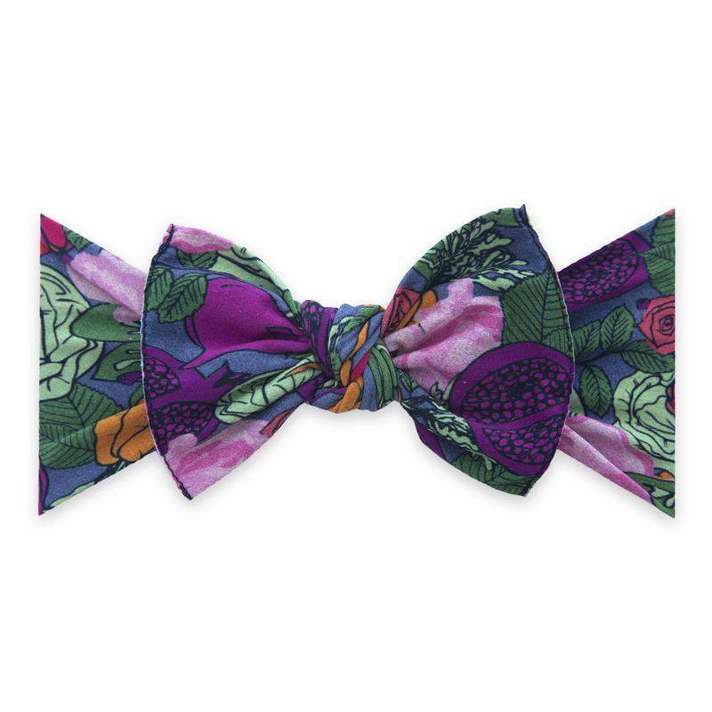 Veggie Floral Knot Bow