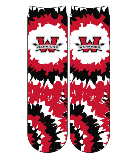 Westside Warriors Crew Socks