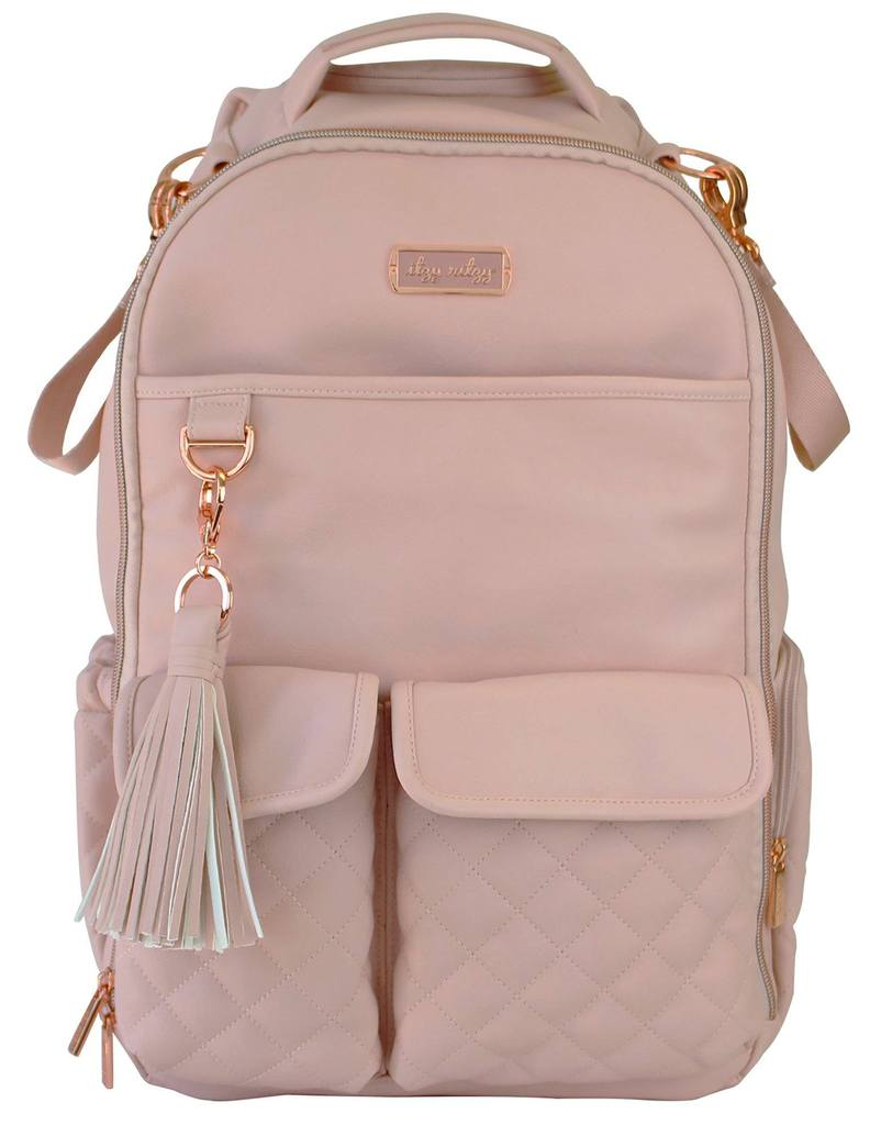 Blush Crush Diaper Backpack