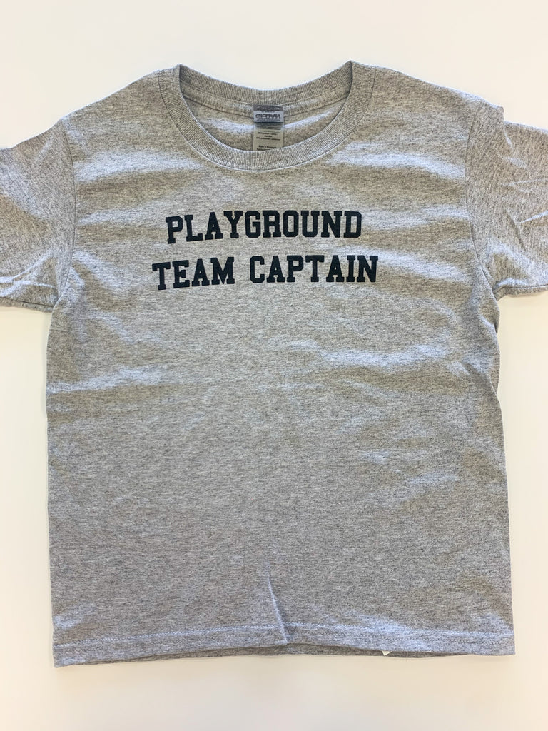 Playground Team Captain