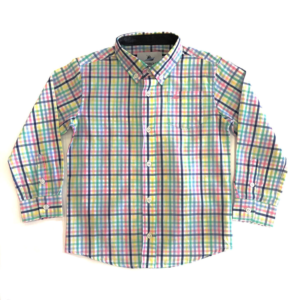 Spring Button Up Shirt