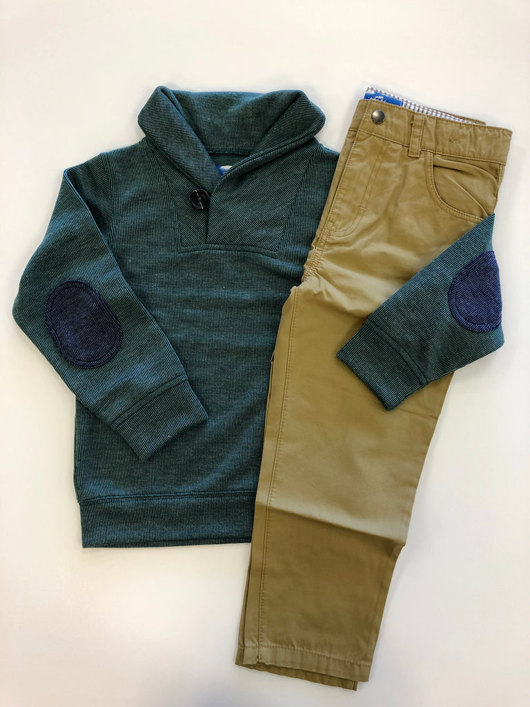 Barley Pocket Twill Pants