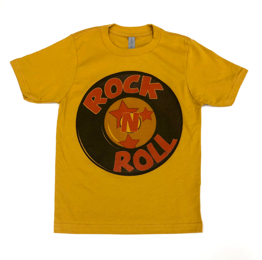 Adult Rock-N-Roll Tee