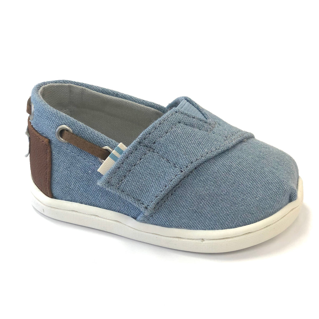 TOMS: Tiny Denim Bimini