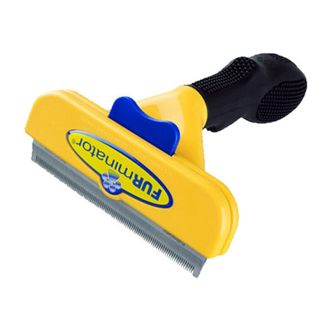 Pet Deshedding Brush Tool