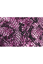 Legging Purple Snake