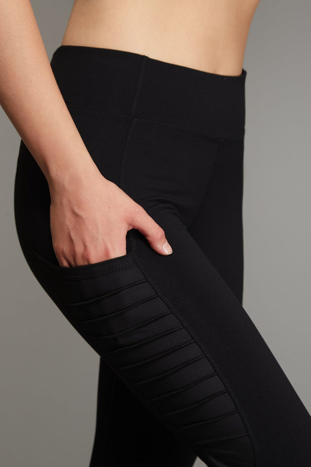 7/8 Moto Pockets Legging