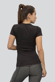U-Neck Short Sleeve Shirt
