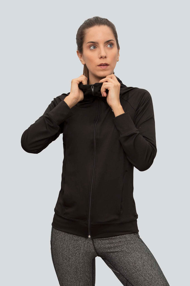 Basic Full-Zip Jacket