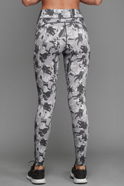 Gray Plants Legging
