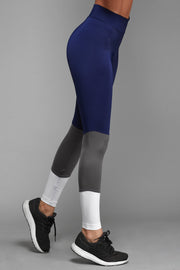 Triple Color Legging