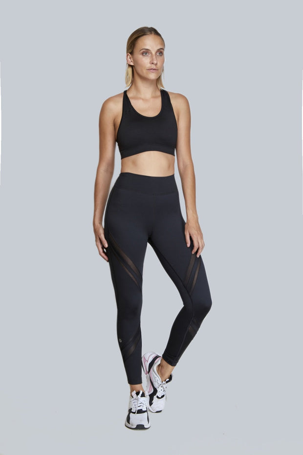 Legging Mesh Cutout