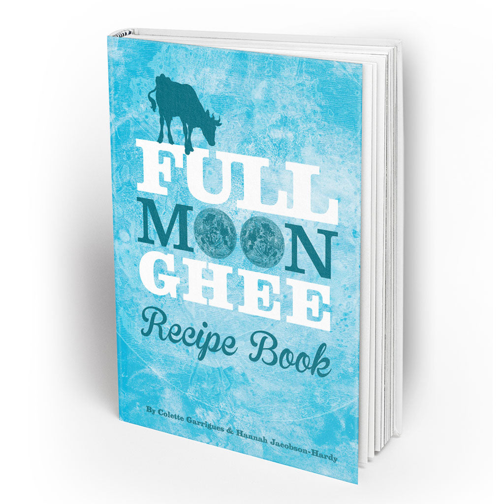 Full Moon Ghee Recipe Book