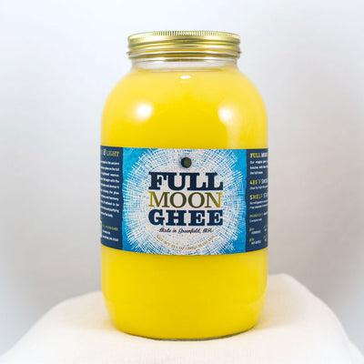 Full Moon Ghee Original - Multiple Sizes