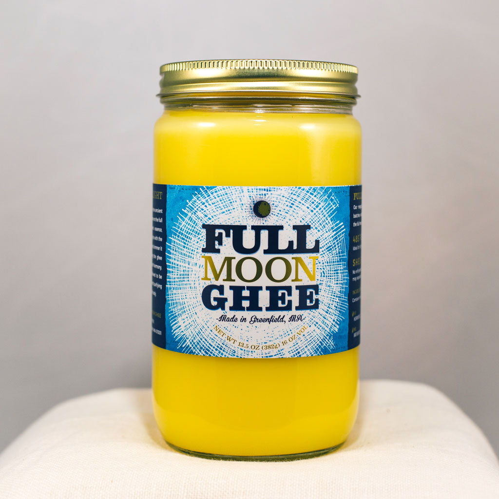 Full Moon Ghee Original - 32 OZ