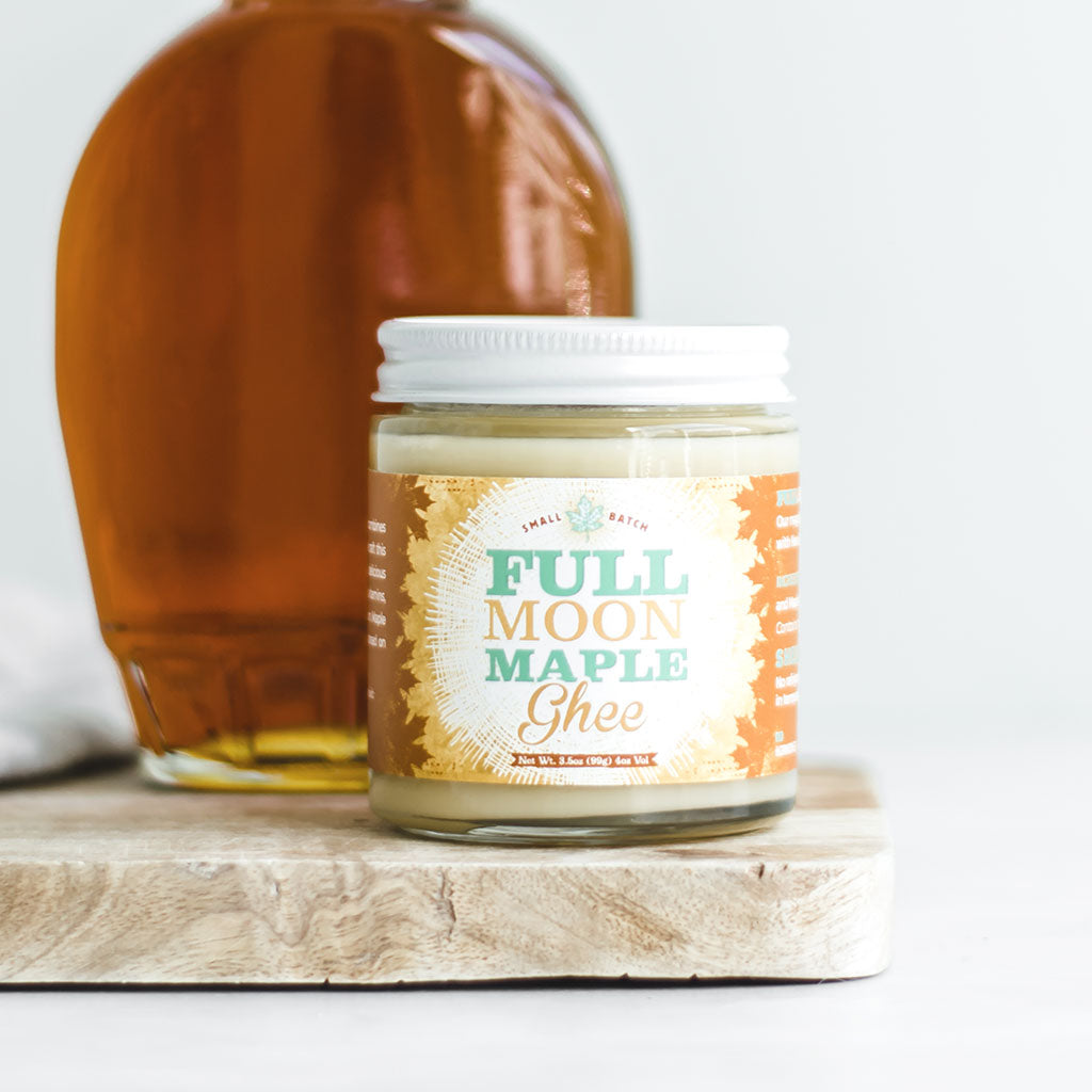 Maple Ghee