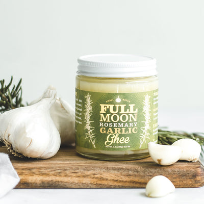 Rosemary Garlic Ghee