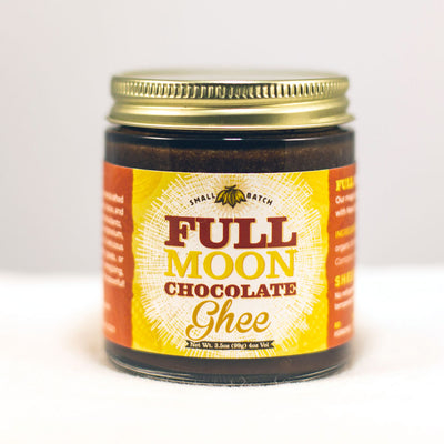 Chocolate Ghee 4 oz.