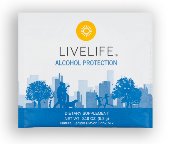 LiveLife Alcohol Protection