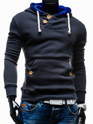 Sweat-shirt Homme Pull-Over Pure Slim Pull