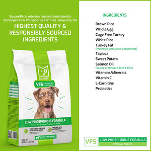 VFS® LOW PHOSPHORUS FORMULA