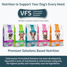 Veterinary diets for Veterinarian Formulated Solutions.