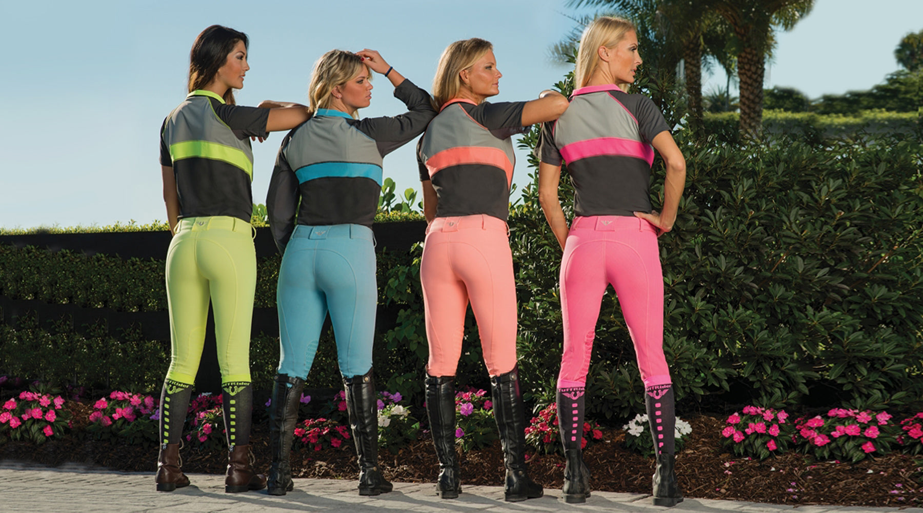Riding Pants:  Breeches Or Riding Leggings? So Many Choices!