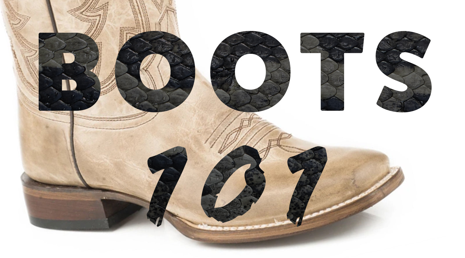 Things to Note When Purchasing Boots: Western