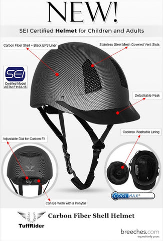 Horse Riding Helmet - Equestrians Must Have Tool