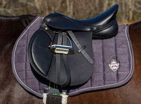 Right saddle pad