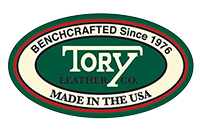 Tory Leather's brand logo
