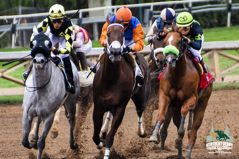 Kentucky Derby Equestrian Sports - Horse Riding Event