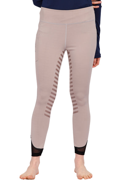 Ecorider By TuffRider Ladies Zion Tights - Breeches.com