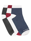 Terry Cotton 3 Pack Socks Mens - JUMP USA - Breeches.com
