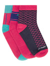 JUMP USA Terry Cotton 3 Pack Socks Ladies - JUMP USA - Breeches.com