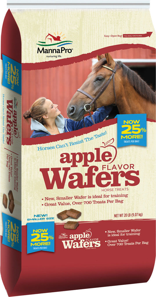 Wafers Horse Treats_26